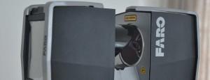 Faro laserskanner